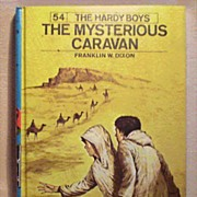 The Hardy Boys The Mysterious Caravan