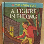Hardy Boys A Figure in Hiding