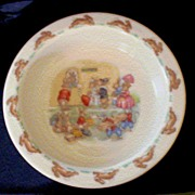 Royal Doulton Bunnykins Child/Baby Cereal Bowl
