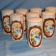 "Sears Roebuck ""Mother in the Kitchen"" Spice Set"