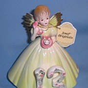 SALE Josef Original 13 Thirteen Birthday Angel