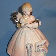 SALE Josef Originals 15 Fifteen Birthday Angel
