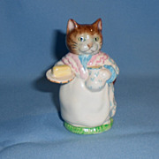Beatrix Potter Mrs. Ribby Beswick Figurine BP-3c