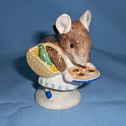 Beatrix Potter Appley Dapply Beswick Figurine BP-3c