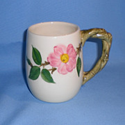 SOLD Franciscan Desert Rose Grand  Mug Gladding McBean Mark