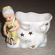 Napco Your Lucky Star Guardian Angel Planter - Virgo Zodiac Sign