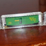 Three Micro-Trains N Scale