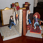 Harry Potter Hallmark Bookends