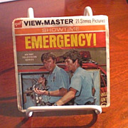 Emergency! View-Master 3-Reel Packet