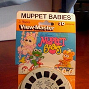 View-Master Muppet Babies