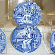 Wedgwood Professional Series Miniature Plates