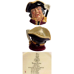 Royal Doulton Character Jug Town Crier Small Size