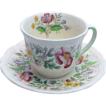 Royal Doulton Stratford Pattern Demitasse Cup & Saucer