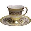 Cute little Randgil China Demitasse Cup & Footed Saucer