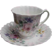 Arcadia Pattern Royal Doulton Demitasse Cup & Saucer