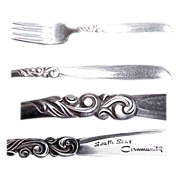 "Community Plate South Seas Pattern 7 & 1/2""  Fork"