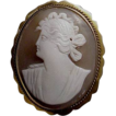 Exceptional Victorian Carved Cameo