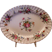 "15"" Minton Marlow Large Serving Platter"
