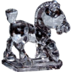 Heisey Solid Glass Animal Sparkie the Horse