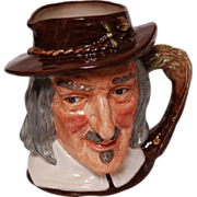 Royal Doulton Izaak Walton Large Character Jug D 6404