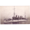 RPPC Postcard with Photographic Image of &quot;USS Columbia&quot;