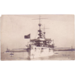RPPC Postcard with Photographic Image of &quot;USS New York&quot;