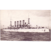 RPPC Postcard with Photographic Image of &quot;USS Colorado&quot;