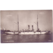 RPPC Postcard with Photographic Image of &quot;USS Des Moines&quot;