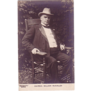 RPPC &quot; Ex President William McKinley&quot;