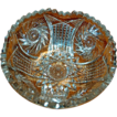 Fine Brilliant Period American Cut Glass Bowl