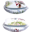 Hand Painted Haviland Covered dish dated 1881