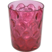 Gorgeous Victorian Cranberry Inverted Thumbprint Tumbler