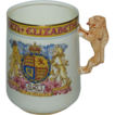 Paragon 1937 King George VI and Queen Elizabeth Coronation Mug