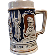 Lewis & Clark World's Fair / Centennial 1905 Souvenir Stein / Mug