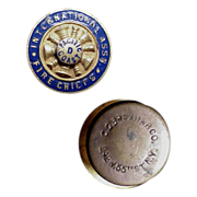 International Fire Chiefs Association Lapel Pin