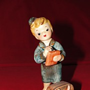 Lefton 1957 Stewardess Ceramic Figurine