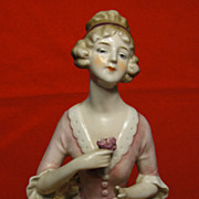Beautiful Half Doll Lamp Arms Away with Separated Fingers