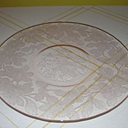 Dogwood Apple Blossom Salver