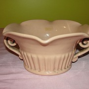 Deruta Made in Italy Pink Planter