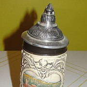 Handpainted by Armin Bay Beer Stein