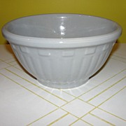 Watt Dove Gray Mixing Bowl