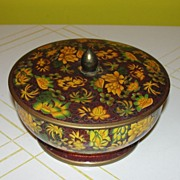 Daher English Tin with Lid