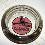 Sahara Las Vegas, Nevada Guest Room Ashtray