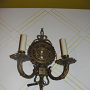 Made in Spain  Wall Sconce