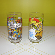''The Great Muppet Caper 1981 McDonald Glass