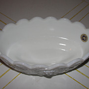 Westmoreland Paneled Grape Nut Dish