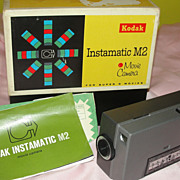 Kodak Instamatic M2 Movie camera No D32