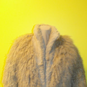 Ultra Plush Mongolian Lamb Jacket