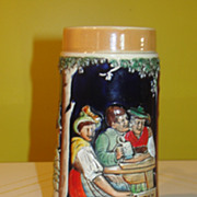 Der Trunk sei Klar - West German Stein