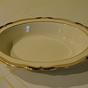 Spode ''Sutherland'' Oval Vegetable Bowl